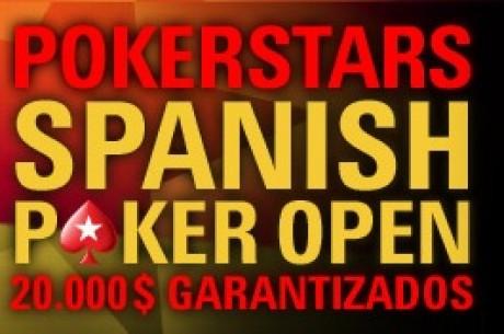 Participa HOY en el primer Spanish Poker Open en PokerStars