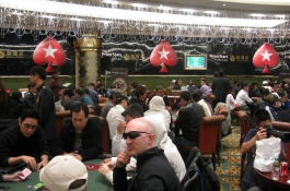 Macau Poker Cup Championship Main Event Underway