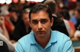 Nuno Tinoco Chipleader do Dia 1 Main Event Estoril Poker Open