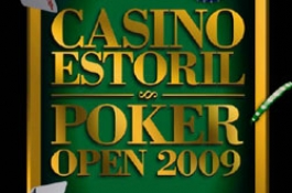 António Claro é o Chipleader do Main Event - Casino Estoril Poker Open 2009