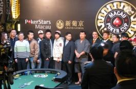 Devan Tang Wins Macau Poker Cup Championship Main Event