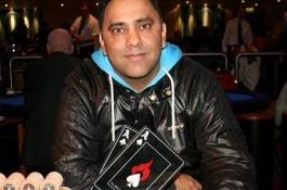 Waheed Ashraf Wins Dusk Till Dawn Monte Carlo Main Event