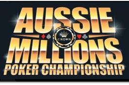 Cinco Motivos para Jogar o Aussie Million
