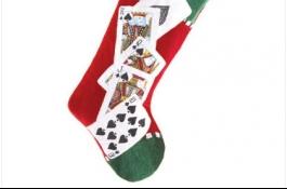 PokerNews sveikina visus lankytojus su šventomis Kalėdomis!