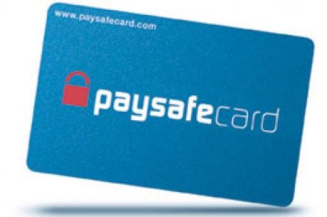 34ª Semana Passatempo: paysafecard - PT.PokerNews. Oferecemos €40 Por Semana!