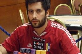 "Torneo benéfico del ""Team Pro PokerStars"": Juan Maceiras, mesa final"