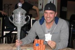 2009 nagy eseménye: Tóth Richárd megnyerte a pozsonyi WPT-t