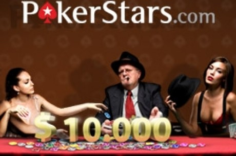 PokerStars PokerNews liga  - Fas 2 - $10k EPT-pakkke i premie