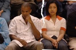 Phil és Luciaetta Ivey elváltak
