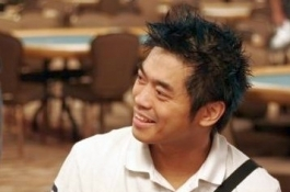 2008 WSOP Event #7, $2,000 NLHE, Day 1: Theo Tran Leads