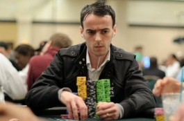 PokerStars Caribbean Adventure - Concluído o Dia 1A - Wayne Bentley na Liderança