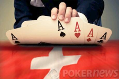 Le poker online bientôt légal en Suisse?