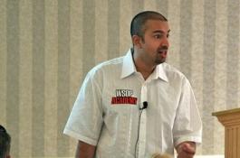 Pokerio psichologijos guru Samas Chauhanas: svarbu turėti vidinę šerdį