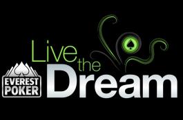 Ma kezdődött az Everest Poker Live The Dream promóciójának fináléja