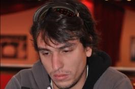 Terminado o Dia 1 Knockout Figueira Poker Tour - André Moreira Chipleader