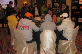 Eliminations Come Quickly as Asian Poker King Tournament Final Table Underway
