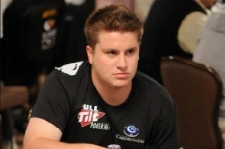 PokerNews taikiklyje - Isaacas Baronas