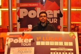 Knockout Figueira Poker Tour - Ângelo Canelas Vence Etapa Inaugural