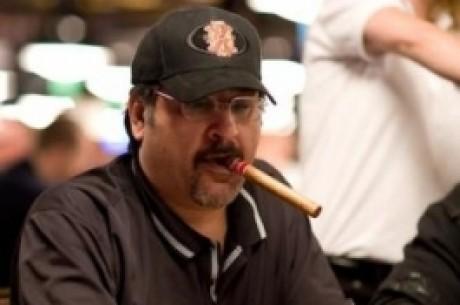Fallece  el poker pro Amir Vahedi