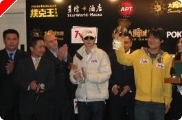 アジアポーカーキングトーナメント 優勝者はYoo Il Wong