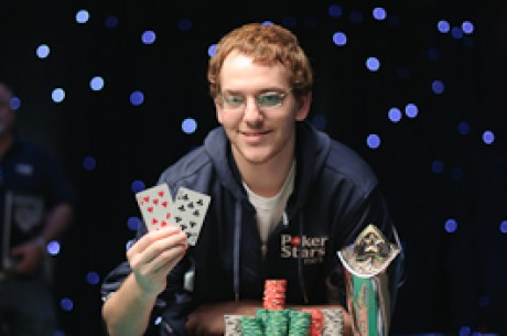 PokerStars Caribbean Adventure День 6: Harrison Gimbel пробивает себе путь...