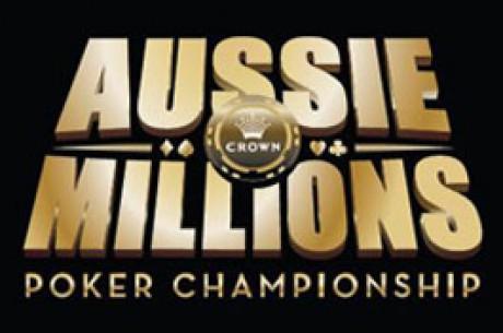 Tudo pronto para o Aussie Millions 2010