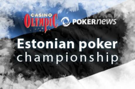 Tulekul live-ülekanne pokkeri Eesti meistrivõistlustest!