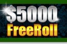 Специален $5000 Фрийрол в LuckyAce