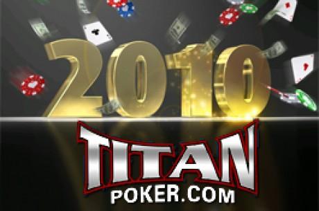 Titan Poker à la recherche de ses Nouvelles Stars