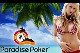 €4,500 Рейк състезание за българи в Paradise Poker