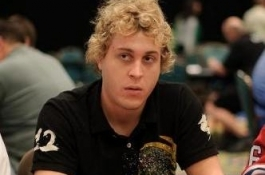 William Reynolds vinder PCA High Roller