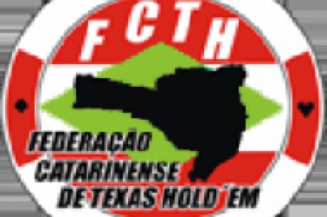 1ª Etapa do Circuito Catarinense de Texas Hold'em Sábado, 23/01