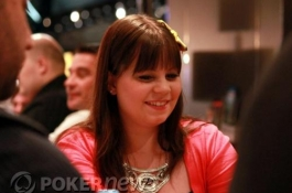 Aussie Millions, Event #4: Annette Obrestad Ships It