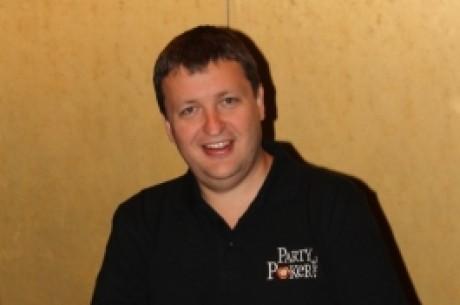 Tony G sõlmis profilepingu Party pokkeritoaga