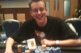 Challenge James - UKIPT Side Event Win