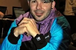 Liga 888.com Poker La Toja: Aitor Díaz, líder provisional tras un día 1 repleto de jugadores