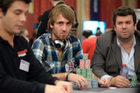 European Poker Tour Довиль День 2: Французы штурмуют столы на...