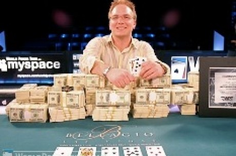 Mike Watson Conquista o Evento #7 do Aussie Millions 2010