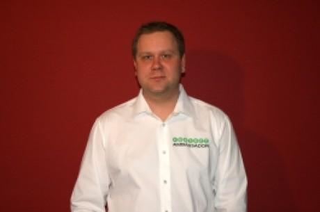 Imre Leibold allkirjastas profilepingu Unibeti pokkeritoaga