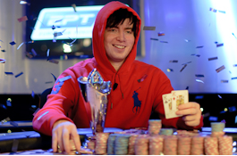 "European Poker Tour Deauville: Jake ""neverbluff67"" Cody, ganador"