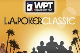 LA Poker Classic - Uno de los mayores eventos de poker del mundo, en marcha