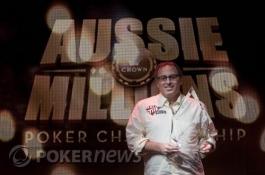 Aussie Millions – Dan Shak vinner $100 000 challenge