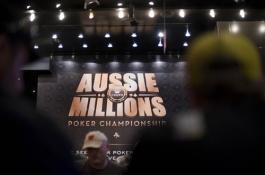 Aussie Millions Main Event első napok: Ismét megdőlt az előző évi rekord