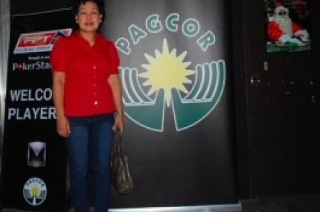 今年三月扑克之星组大团出席PAGCOR主席杯
