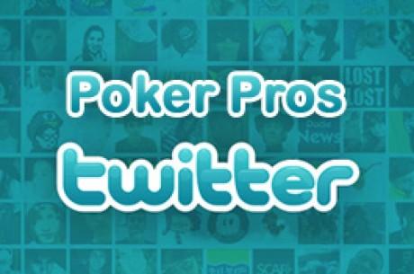 Poker Pros auf Twitter - Eine wöchentliche Zusammenfassung