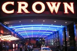 Az Aussie Millions és helyszíne a Crown Casino