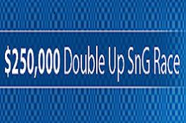 $250,000 Двойно или Нищо състезание от Betfred Poker
