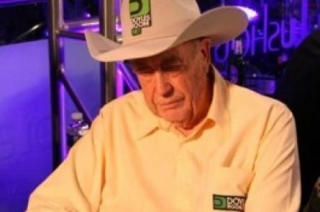 Elav legend Doyle Brunson mängib Party pokkeritoa meistriliigas