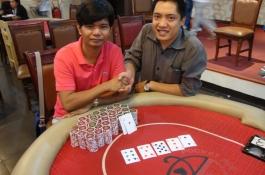 Ramil Tandoc Wins Pocket Aces Mega Million Tournament