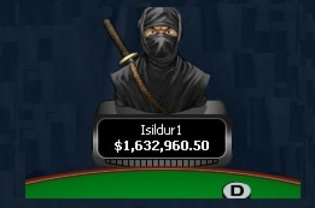 """Isildur1"" vuelve a Full Tilt en $25/50$ PLO"